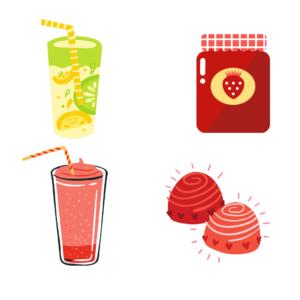 דיאטת דש ממתקים